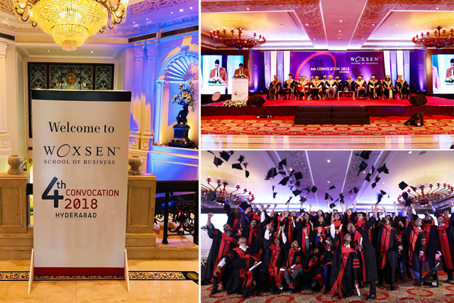 4th Convocation Of Woxsen